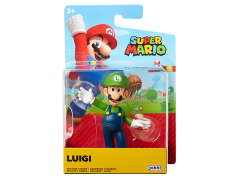 "World of Nintendo 2.50"" Luigi (Spread Arms)"