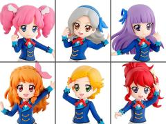 Aikatsu! MiMiCHeRi Lovely Party Collection Box of 6 Exclusive Figures