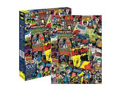 DC Comics Batman Collage 1000-Piece Puzzle