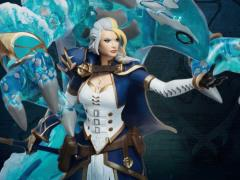 World of Warcraft D-Stage DS-043 Jaina Statue