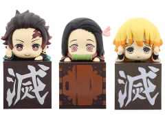 Demon Slayer: Kimetsu no Yaiba Hikkake Set of 3 Figures