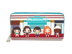 Stranger Things Starcourt Mall Chibi Wallet