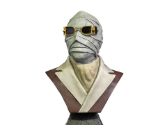 Universal Monsters The Invisible Man Mini Bust