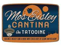 Star Wars Mos Eisley Cantina Bottle Opener