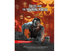Dungeons & Dragons Tales from the Yawning Portal Book