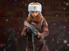 Red Alert Soviet Female Officer Katyusha 1/6 Scale Figure