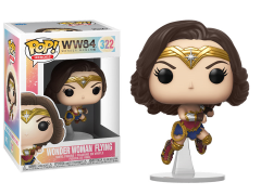 Pop! Heroes: Wonder Woman 1984 - Wonder Woman (Flying)