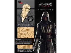 Assassin's Creed IncrediBuilds Deluxe Book & 3D Wood Model