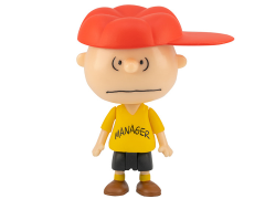 Peanuts ReAction Charlie Brown Manager Figure