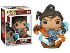Pop! Animation: The Legend of Korra -  Korra