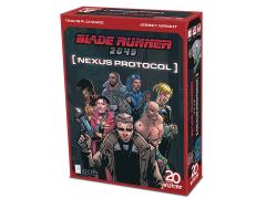 Blade Runner 2049: Nexus Protocol Card Game