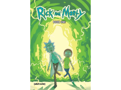 Rick and Morty Book One (Deluxe Edition)