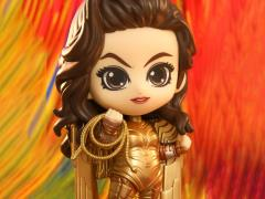 Wonder Woman 1984 Cosbaby Golden Armor Wonder Woman