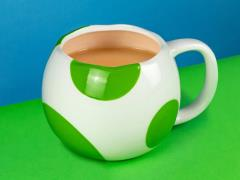 Super Mario Bros. Yoshi Egg Shaped Mug