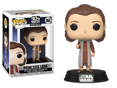 Pop! Star Wars: The Empire Strikes Back - Leia (Bespin)