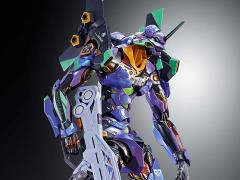 Rebuild of Evangelion Metal Build EVA Unit-01 Exclusive