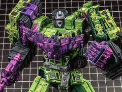 TW-C07A Constructor (Cell Shaded) Limited Edition Box Set