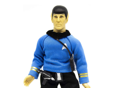 "Star Trek: The Original Series Mr. Spock With Tribbles 8"" Mego Figure"
