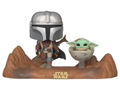 Pop! Star Wars: The Mandalorian Moments - Mandalorian & The Child