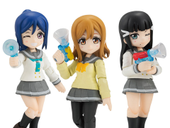 Love Live! Sunshine!! Aqours Shooters! 02 Box of 3 Exclusive Figures