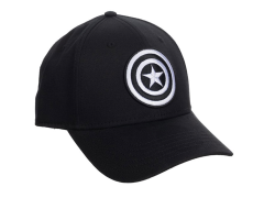 Marvel Captain America Embroidered Symbol Hat