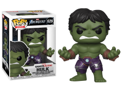Pop! Marvel: Marvel's Avengers - Hulk (Stark Tech Suit)