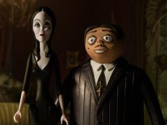 The Addams Family 5 Points Gomez & Morticia Two-Pack