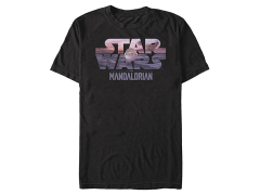 The Mandalorian Logo With The Child T-Shirt