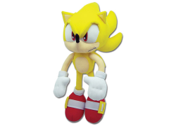 "Sonic the Hedgehog Super Sonic 12"" Plush"