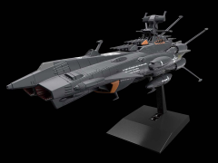 Space Battleship Yamato Mecha Collection #17 Autonomous Combatant Ship BBB Andromeda Black Model Kit