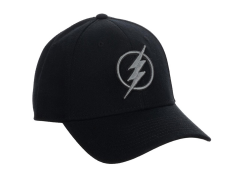 DC Comics The Flash Embroidered Symbol Hat
