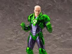 DC New 52 ArtFX+ Lex Luthor Statue