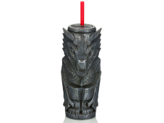Game of Thrones Drogon Geeki Tikis Plastic Tumbler