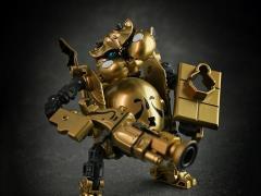 W-02G Golden Water Man