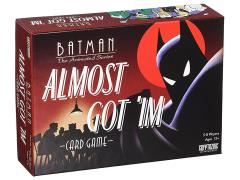Batman: The Animated Series Almost Got 'Im Card Game