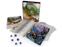 Dungeons & Dragons Roleplay Game Starter Set