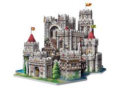 King Arthur's Camelot 865-Piece 3D Puzzle