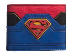 DC Comics Superman Bi-fold Wallet