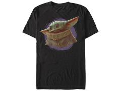 The Mandalorian The Child Headshot T-Shirt