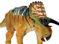 Beasts of the Mesozoic Ceratopsian Series Nasutoceratops titusi 1/18 Scale Figure