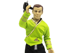 "Star Trek: The Original Series Captain Kirk With Tribbles 8"" Mego Figure"