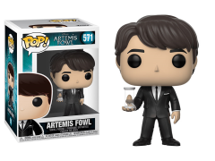 Pop! Disney: Artemis Fowl - Artemis Fowl