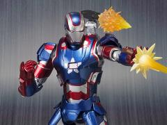 Iron Man 3 S.H.Figuarts Iron Patriot