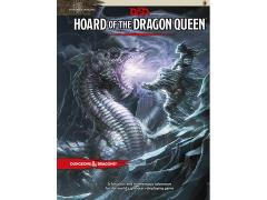 Dungeons & Dragons Tyranny of Dragons: Hoard of the Dragon Queen Book