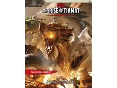 Dungeons & Dragons Tyranny of Dragons: The Rise of Tiamat Book