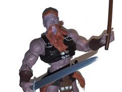 Vikings Vs Barbarians Red Siguror