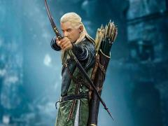 The Lord of the Rings Battle Diorama Series Legolas 1/10 Art Scale Limited Edition Statue