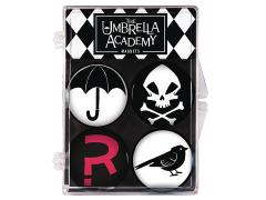 The Umbrella Academy Magnet Set