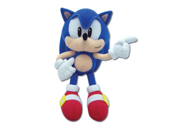 "Sonic the Hedgehog Classic Sonic 9"" Plush"