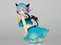 Re:Zero Starting Life in Another World Rem (Pretty Devil Ver.) Figure